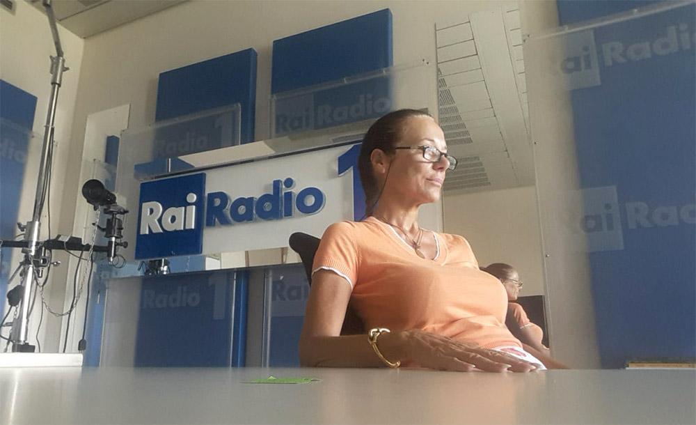 Vittoria De Matteis Radio RAI